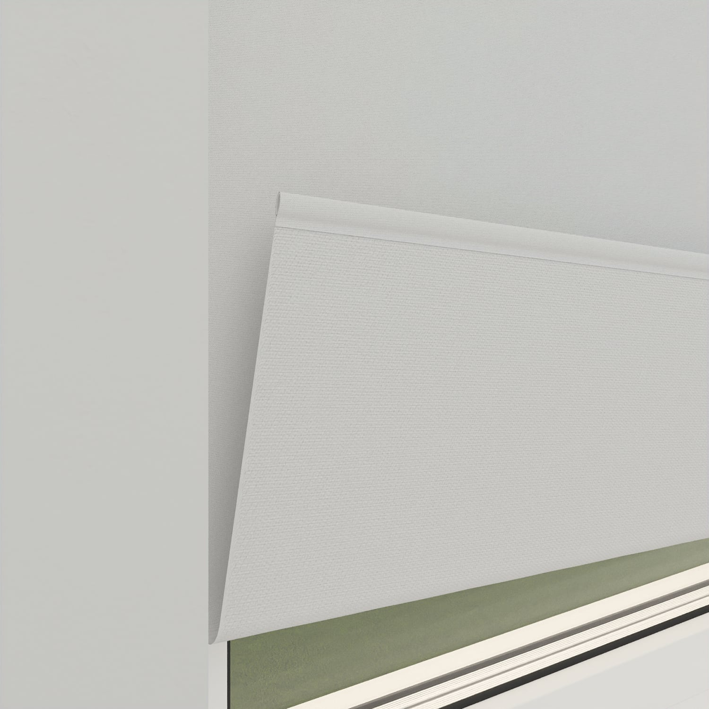 4goodz Rolgordijn Verduisterend Easy 60x180 cm - Wit