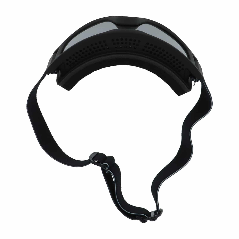 5one® Alpine 4 Silver Skibril met anti-condens en bewaarcase - UV 400