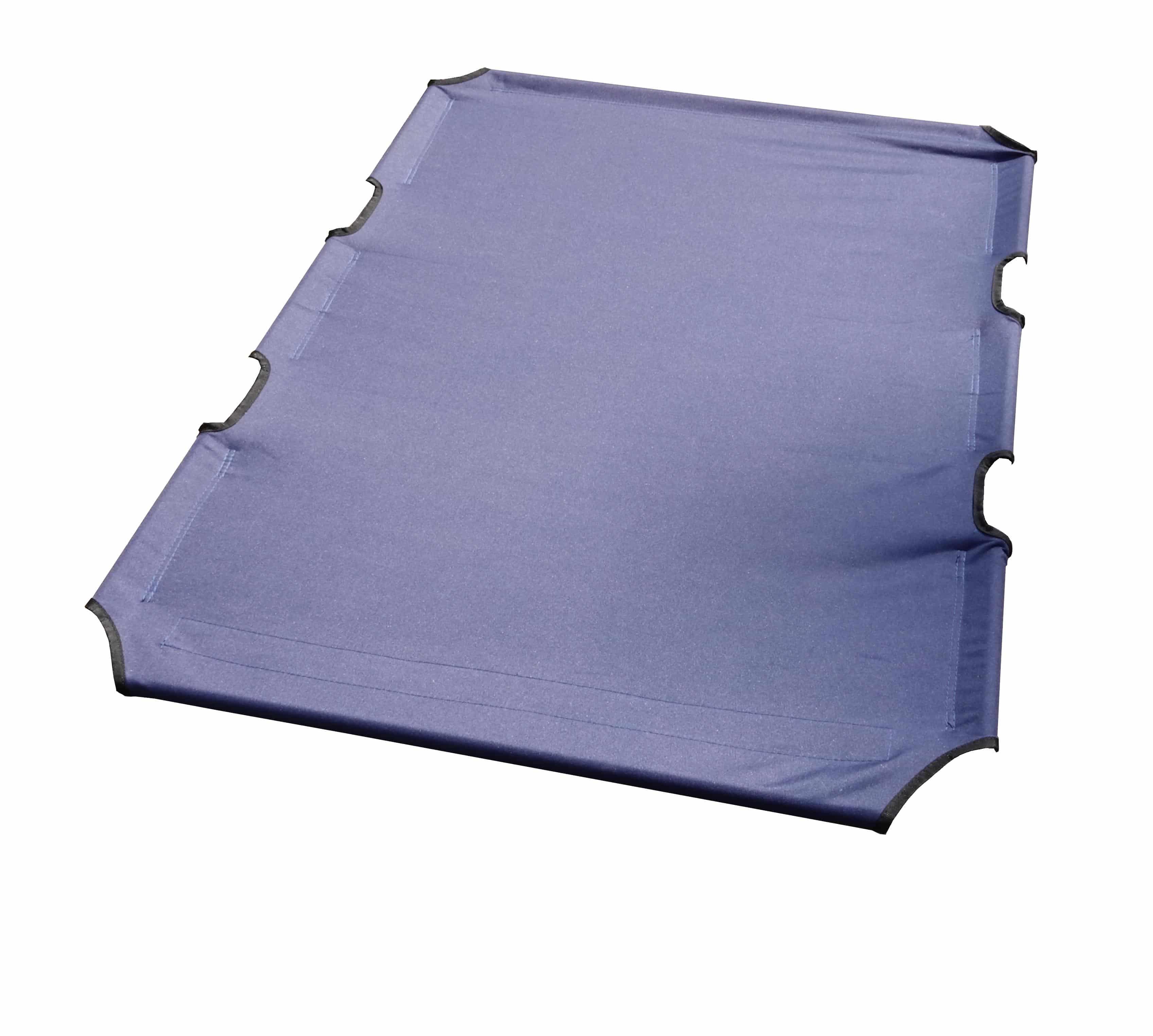 4animalz Vervangingsdoek Honden Ligbed - 122x92cm - Blauw