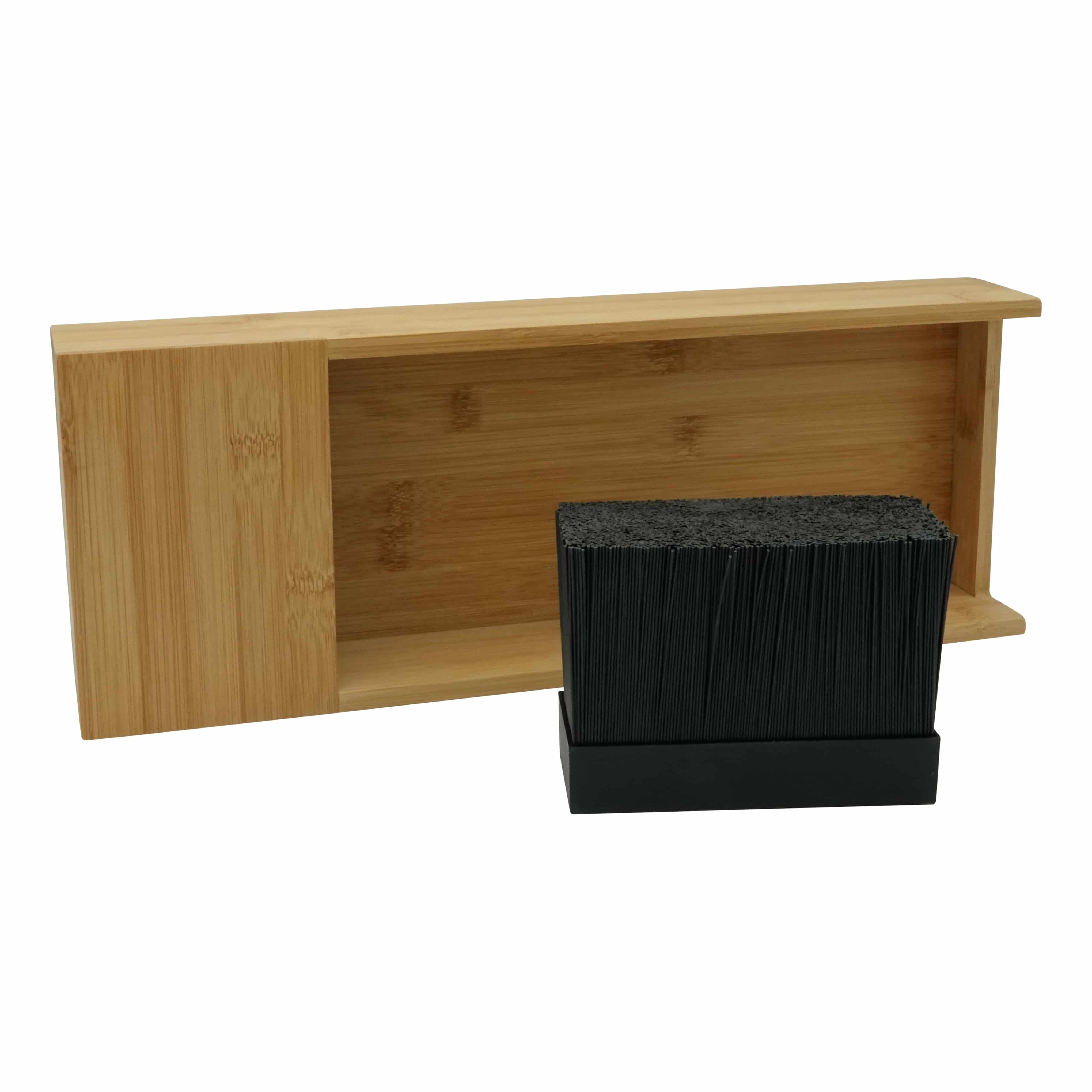 4Goodz Messenblok Bamboe universeel voor in besteklade - 39,5x15x6 cm