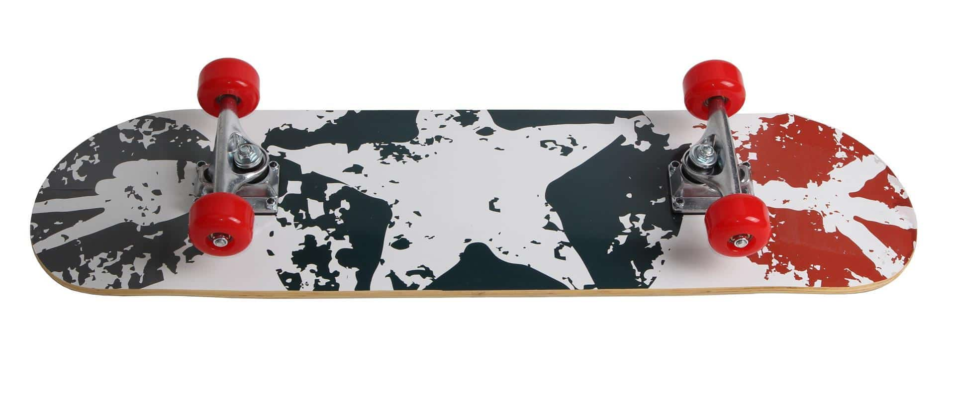 "Laubr United States skateboard - 31"" - Abec 5"