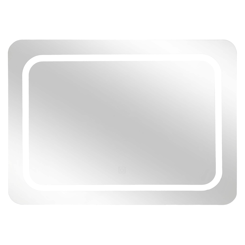 4goodz Simple Smart Spiegel Rechthoek met LED verlichting 65x49 cm