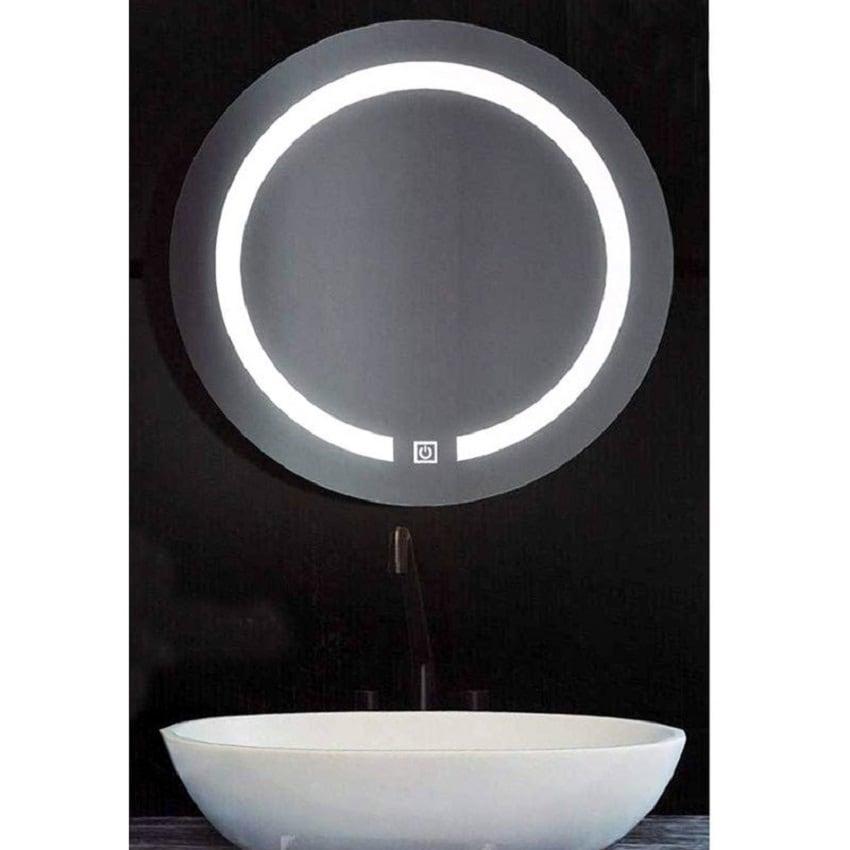 4goodz Simple Smart Spiegel Rond met LED verlichting 45 cm doorsnede