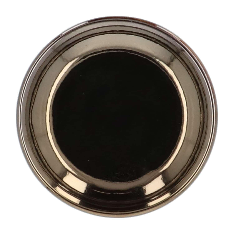 4Goodz Porselein zeepschaal met brons effect - Bronskleurig