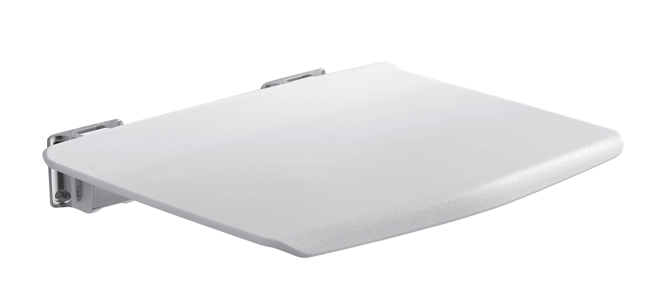 Luzzo® Fisso Opklapbaar Douchezitje Wandmontage - max 150 kg - Wit