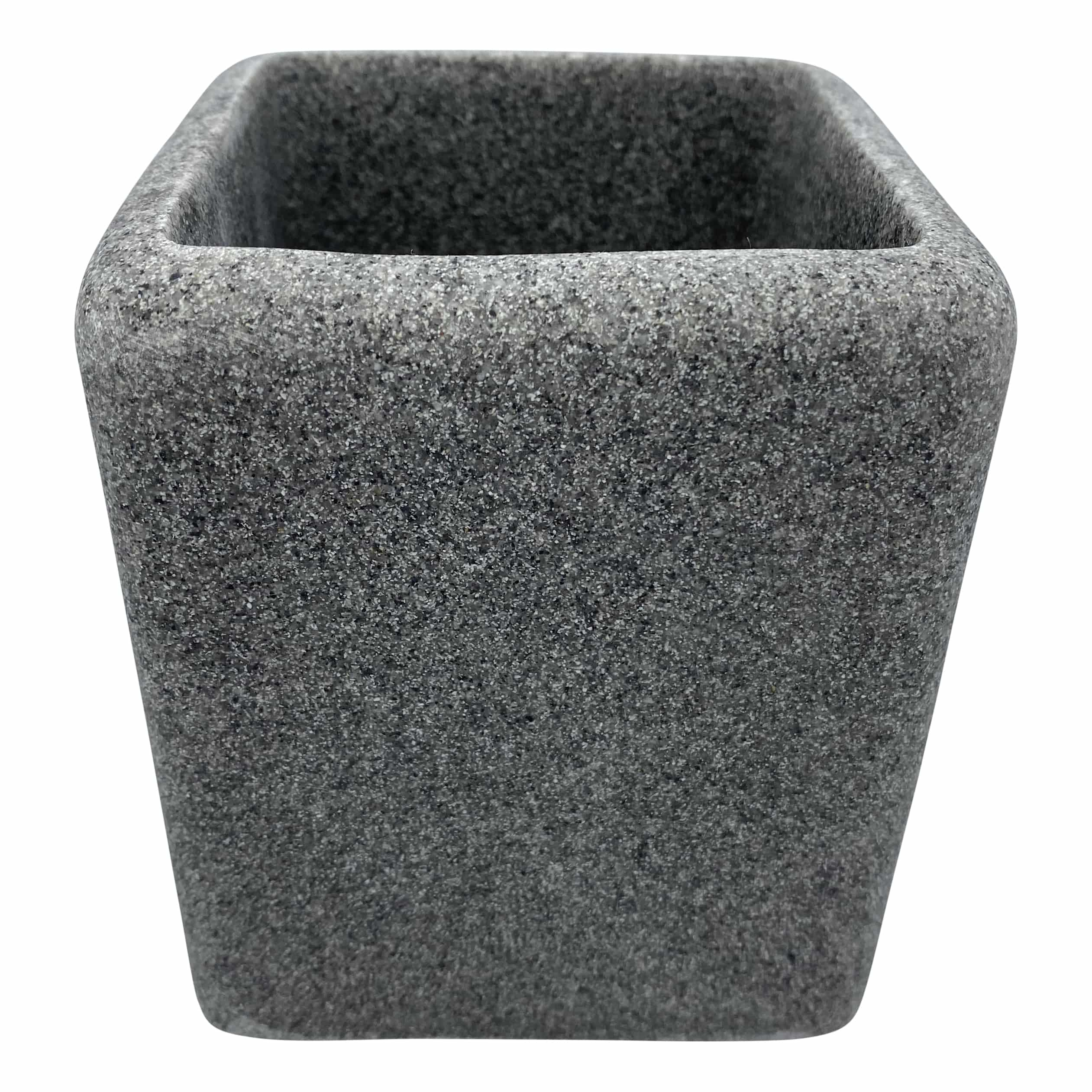 4Goodz Basalt Toiletborstel van polybeton - donkergrijs