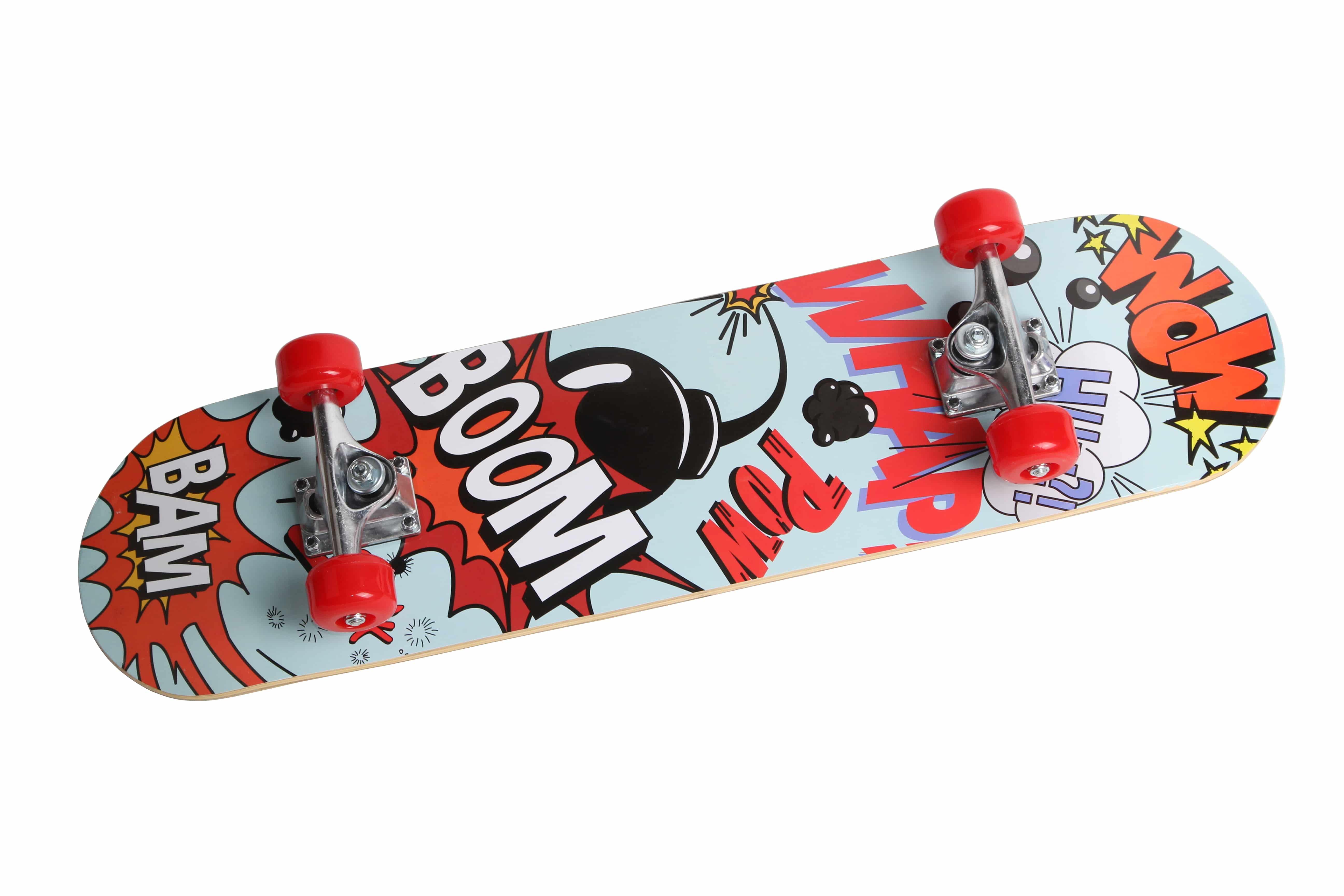 """Laubr Skateboard Boster 31"""" - Abec 5"""