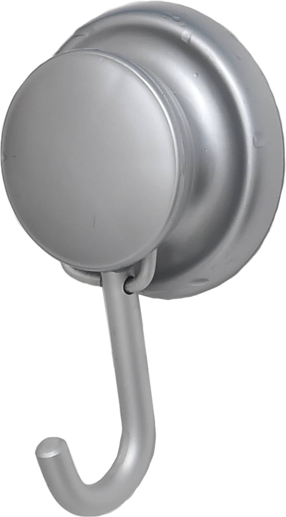 4goodz Aluminium Handdoekhaak met vacuum Zuignap