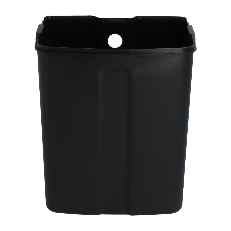 4goodz Pedaalemmer 6 liter met uitneembare binnen emmer - Wit
