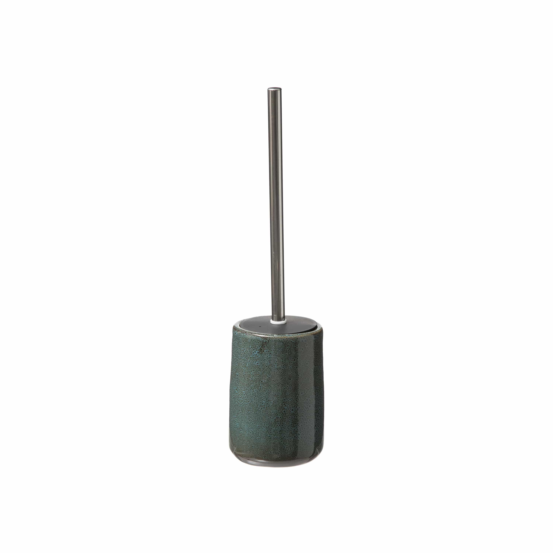 4goodz Toiletborstel Keramiek Harmony 10,4x41cm - Groen