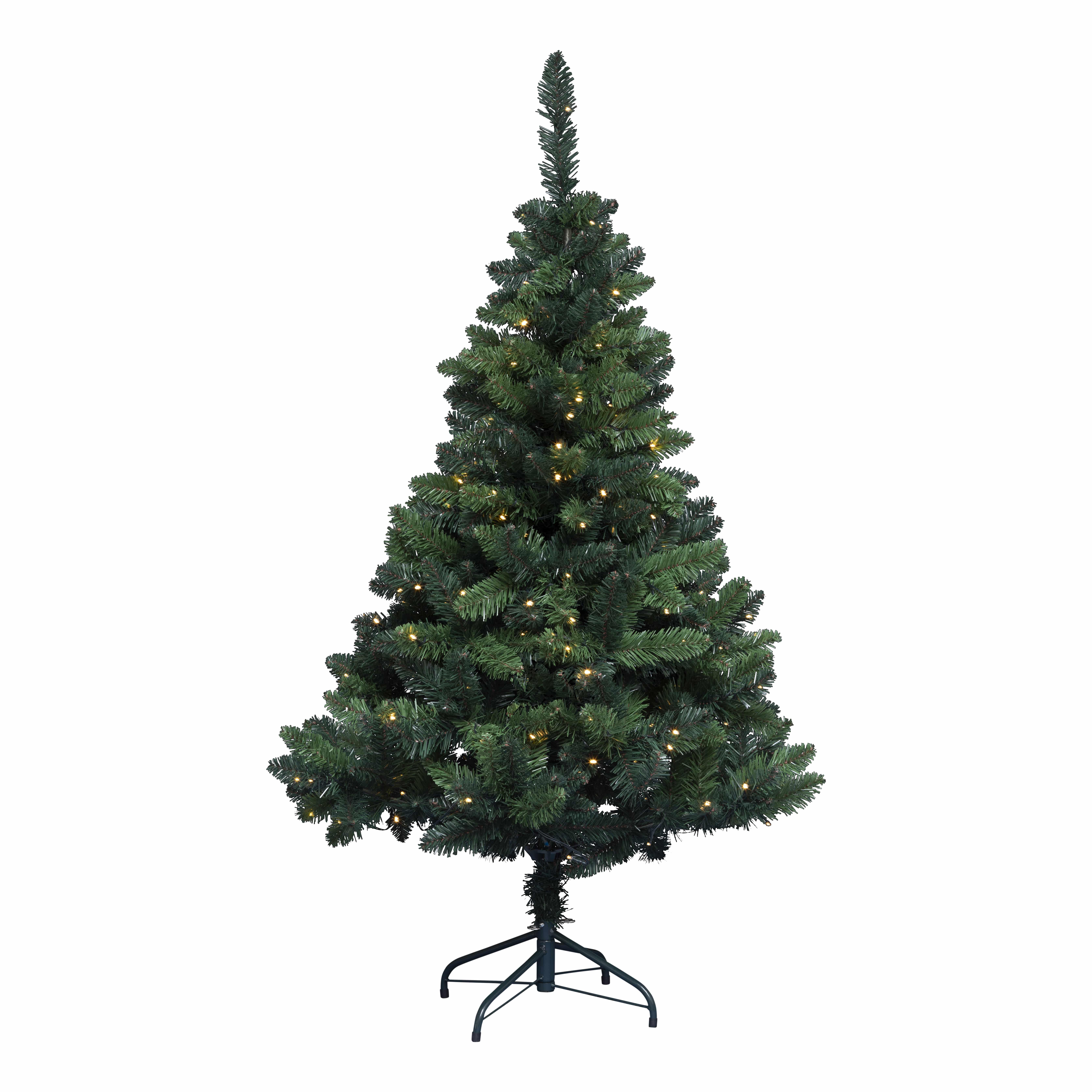 4Goodz kunstkerstboom dennenboom met verlichting 180 cm