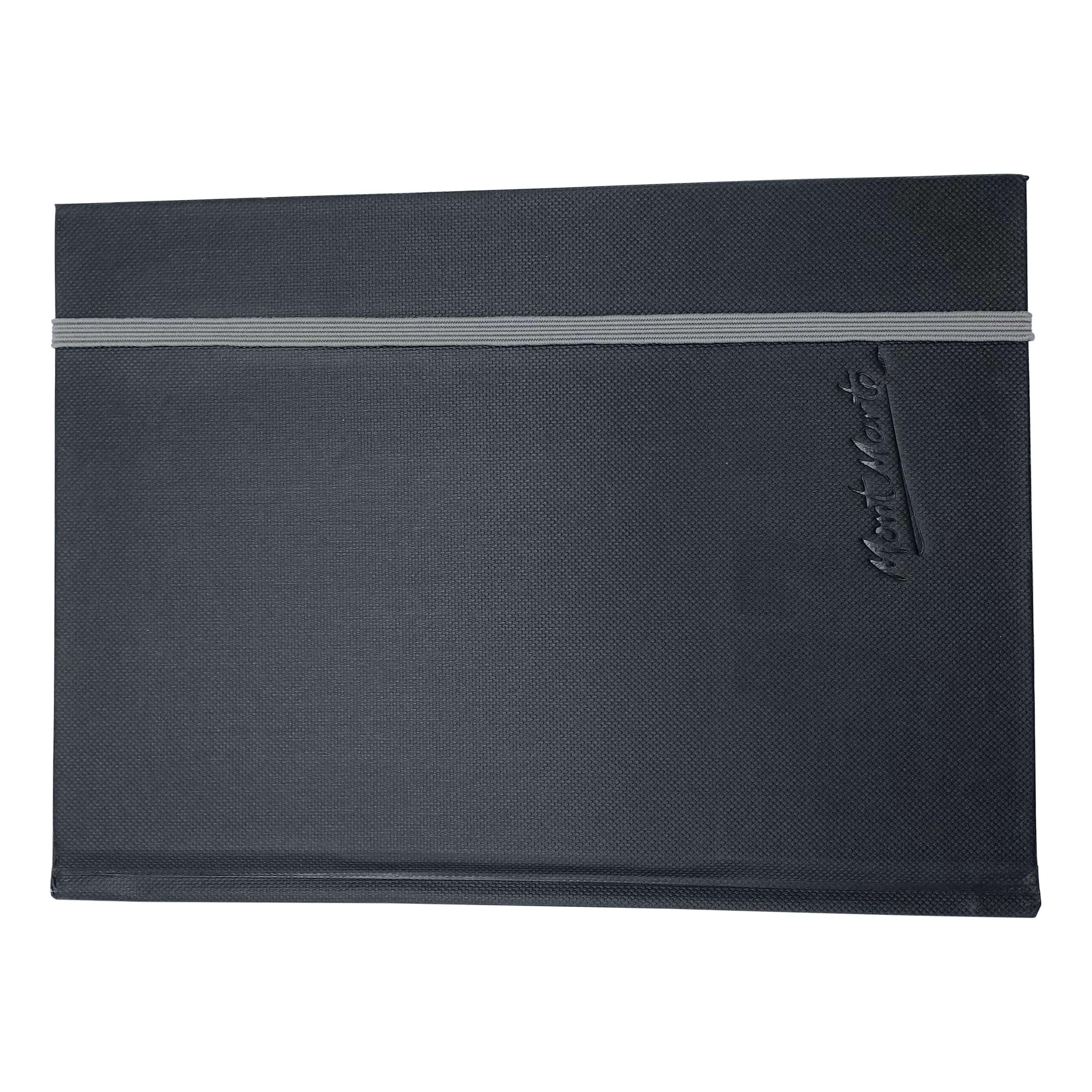 Mont Marte® Hardcover Schetsboek met blanco vellen 110gsm A5
