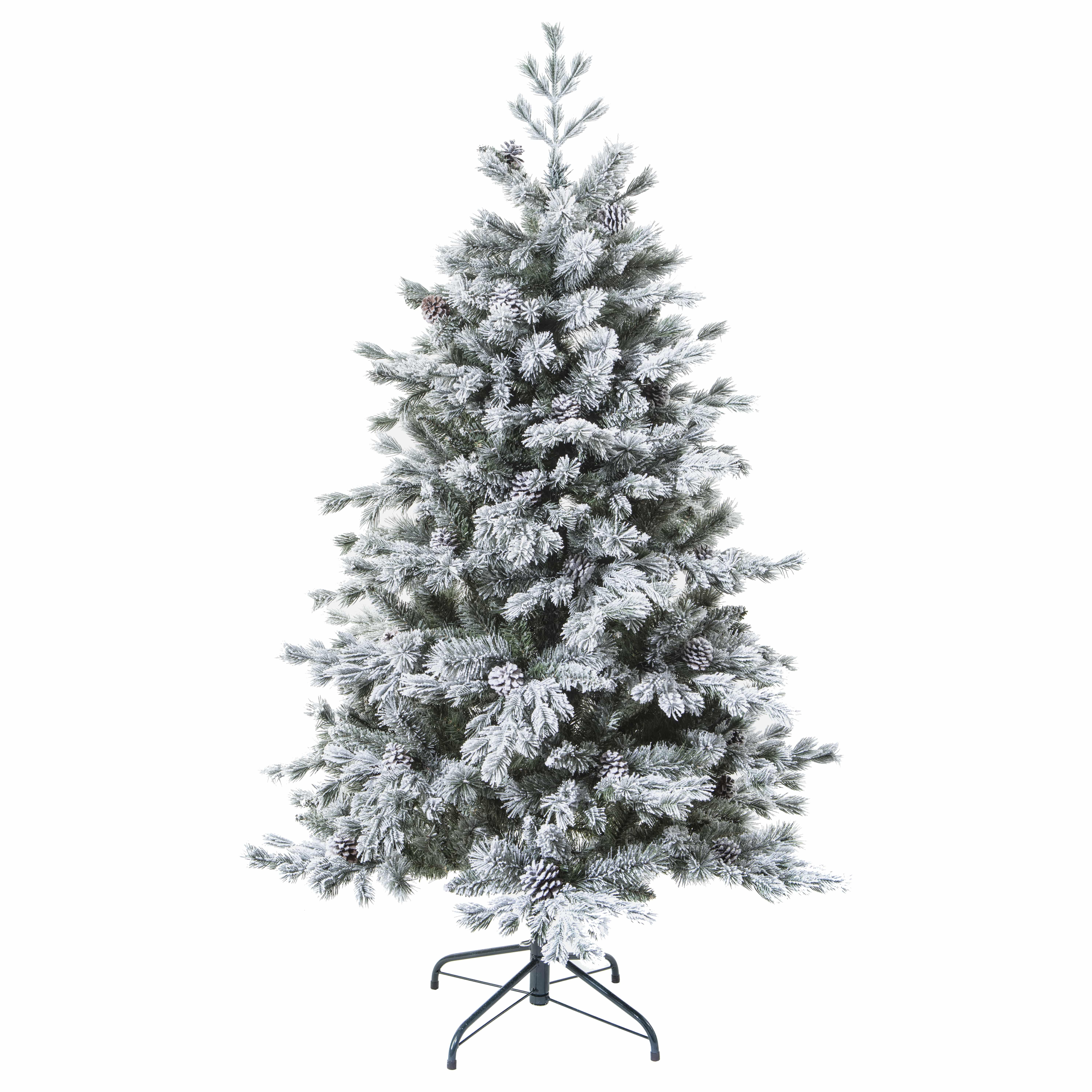 4Goodz Superior kunstkerstboom met sneeuw Snowy Youkon 180 cm