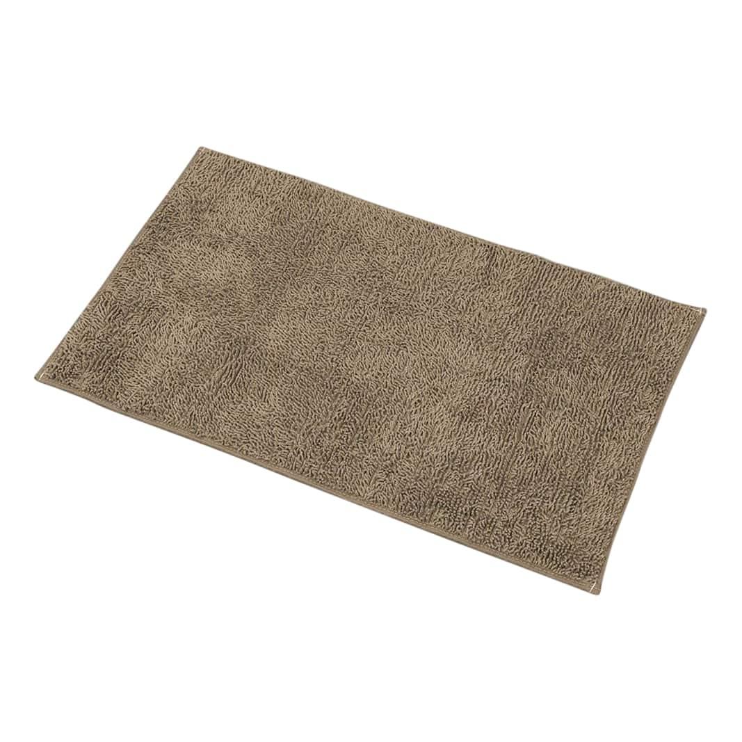 4goodz douchemat polyester 45x75cm - Taupe