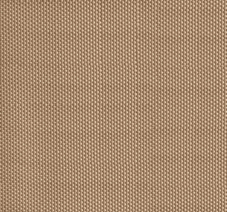 hanSe® Schaduwdoek Driehoek Gelijkbenig Waterdicht 5x7x7 m - Zand