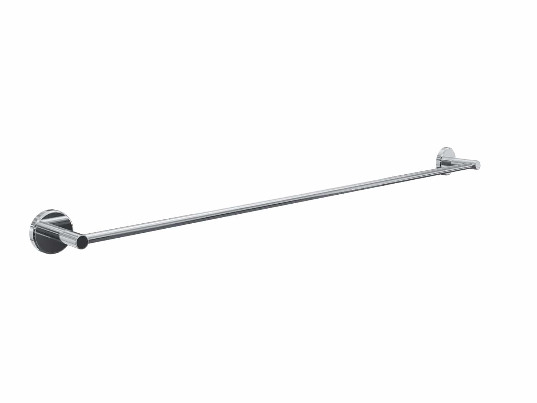 4bathroomz® Oslo wand handdoekhouder 80cm chroom