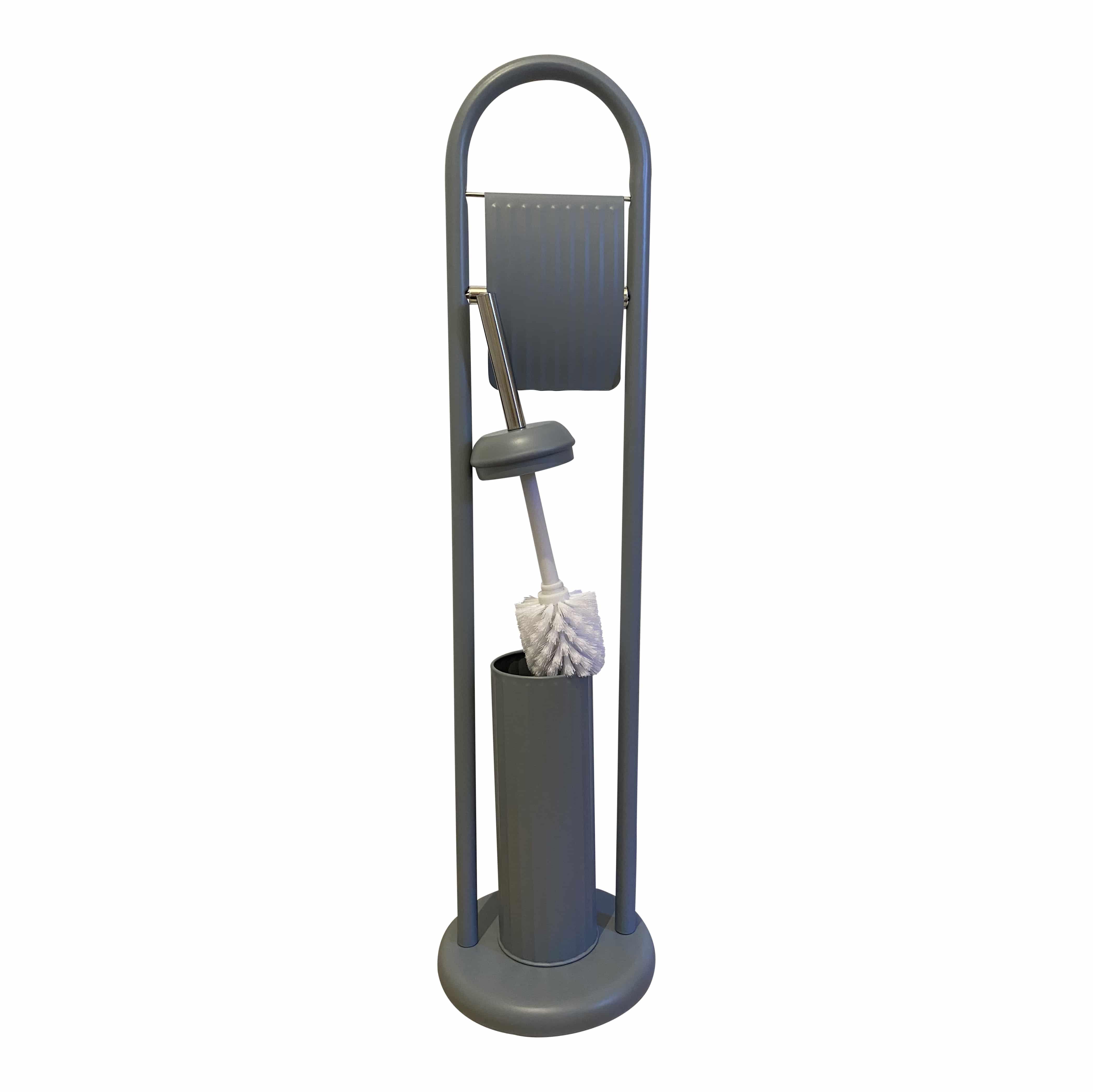 4goodz vrijstaand toiletgarnituur Pastelblauw - 79 cm hoog