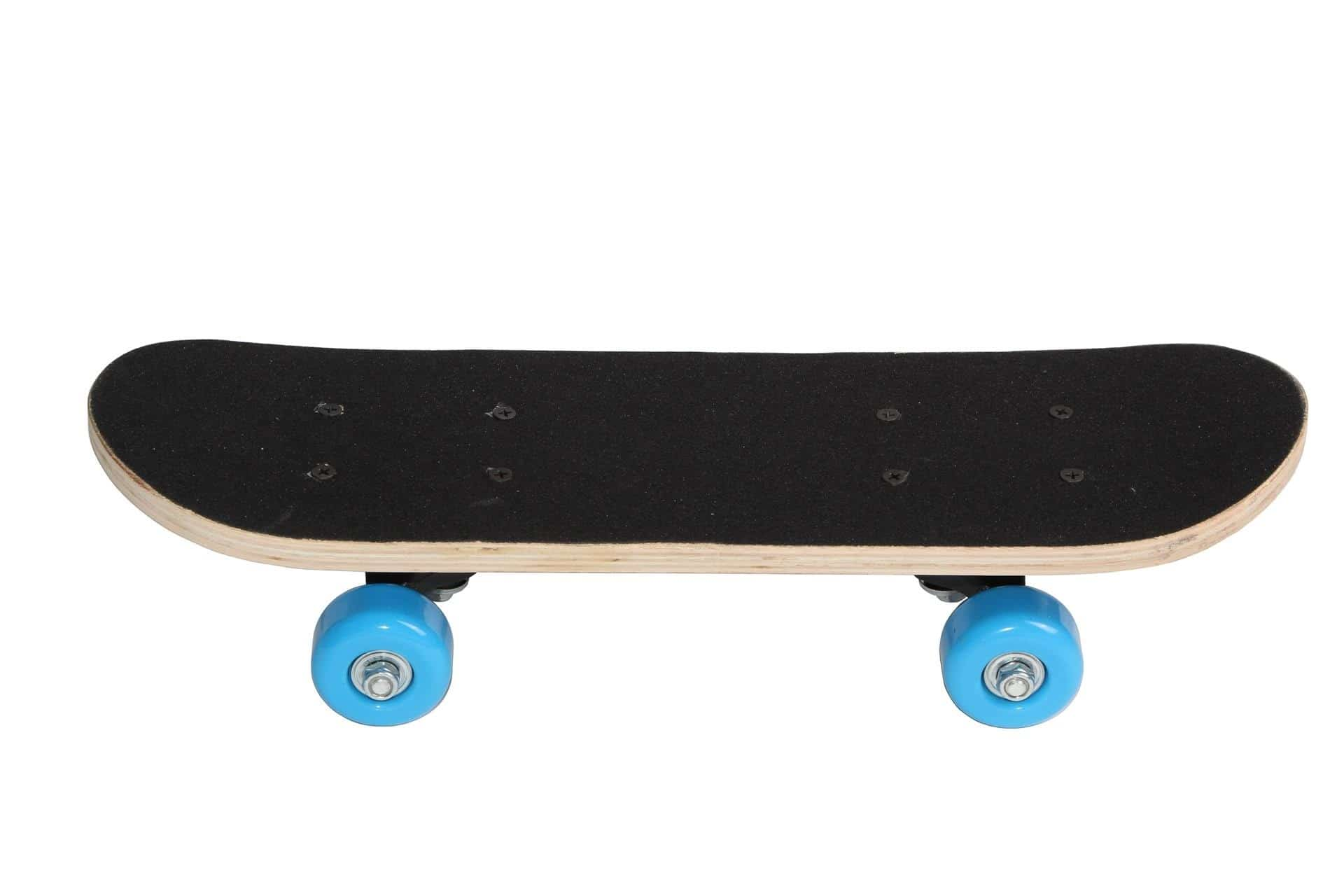 """Laubr Penny Board mini Skateboard Blue Note 17""""x5"""""""