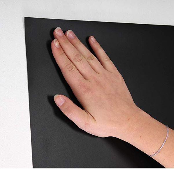 4goodz zelfklevende Schoolbordfolie 45X200CM - incl 5 krijtjes