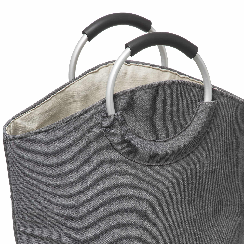 4goodz Waszak Laundry - 52x24,5x63cm - grijs