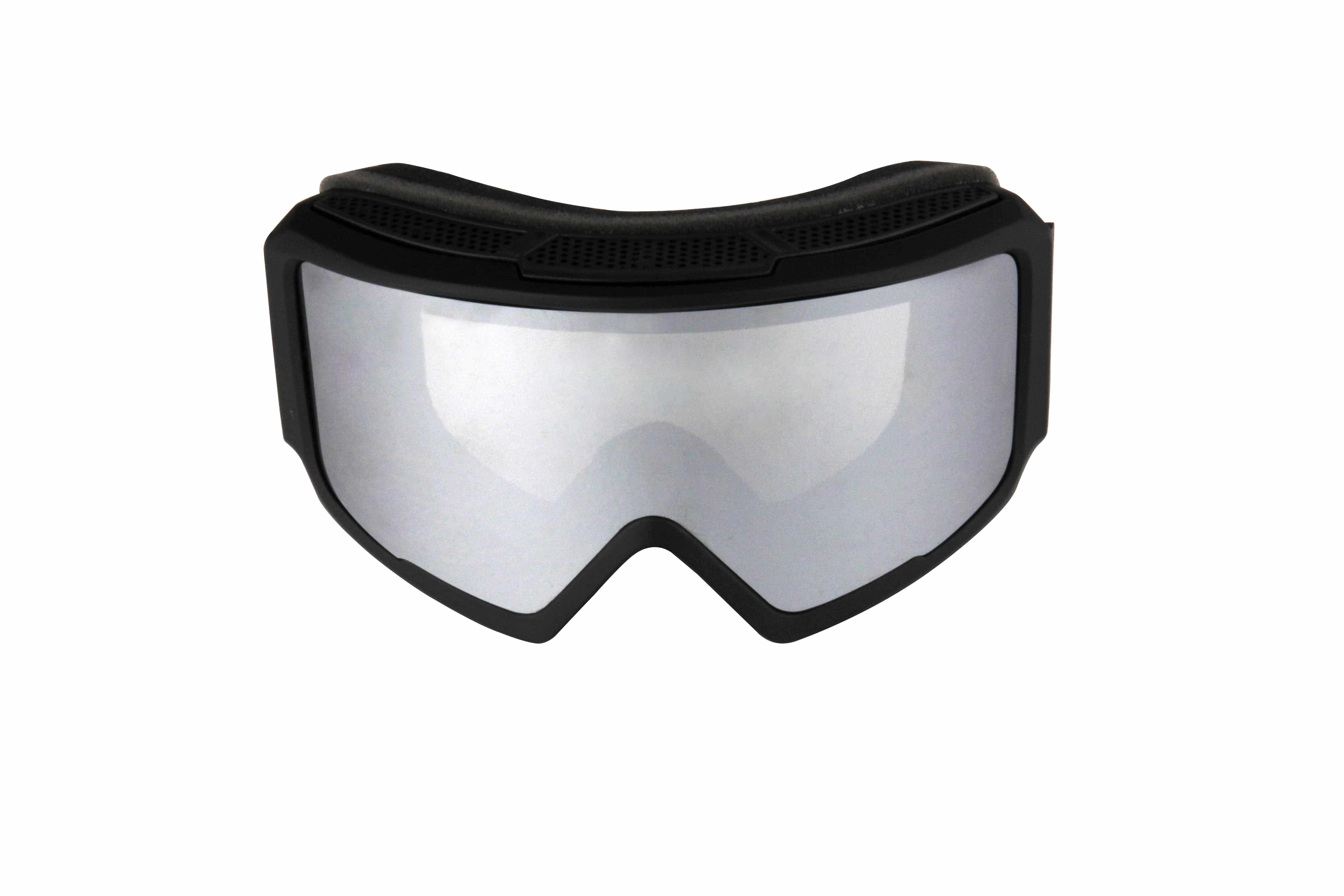 5one® Alpine 3 skibril - 2 wisselbare lenzen - Oranje en Grijs