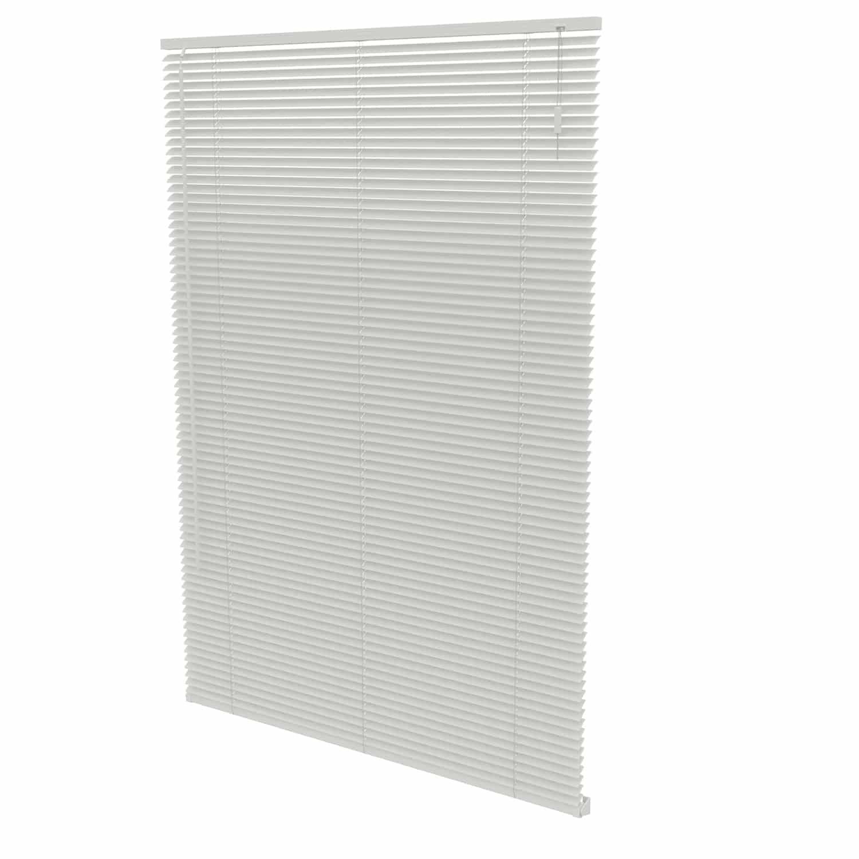 4goodz Vochtbestendige PVC Jaloezie EASY 25 mm 90x180 cm - Wit