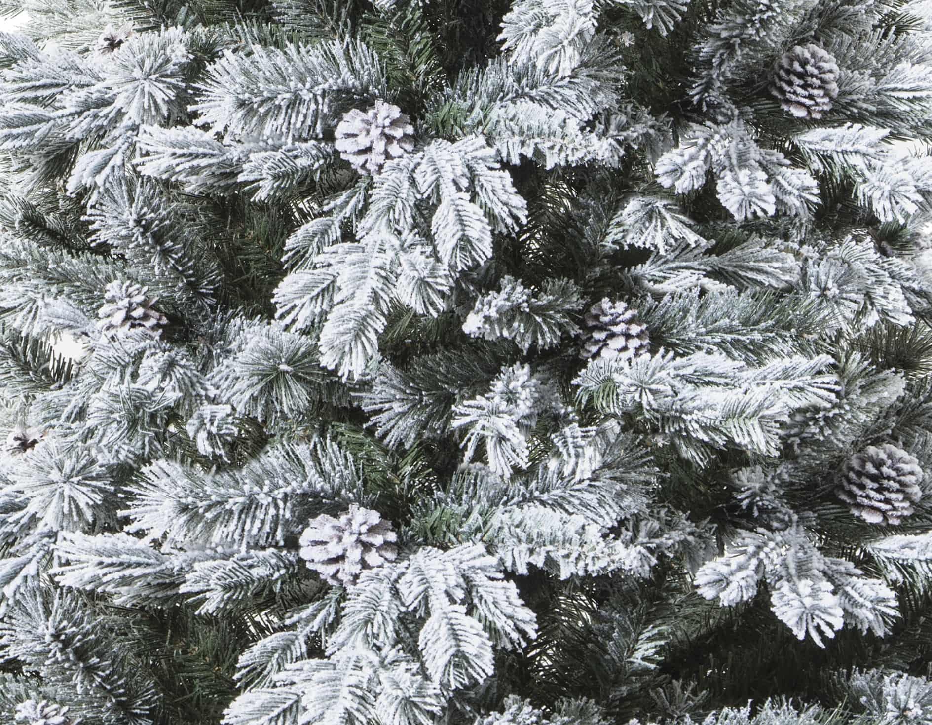 4Goodz Superior kunstkerstboom met sneeuw Snowy Youkon 210 cm