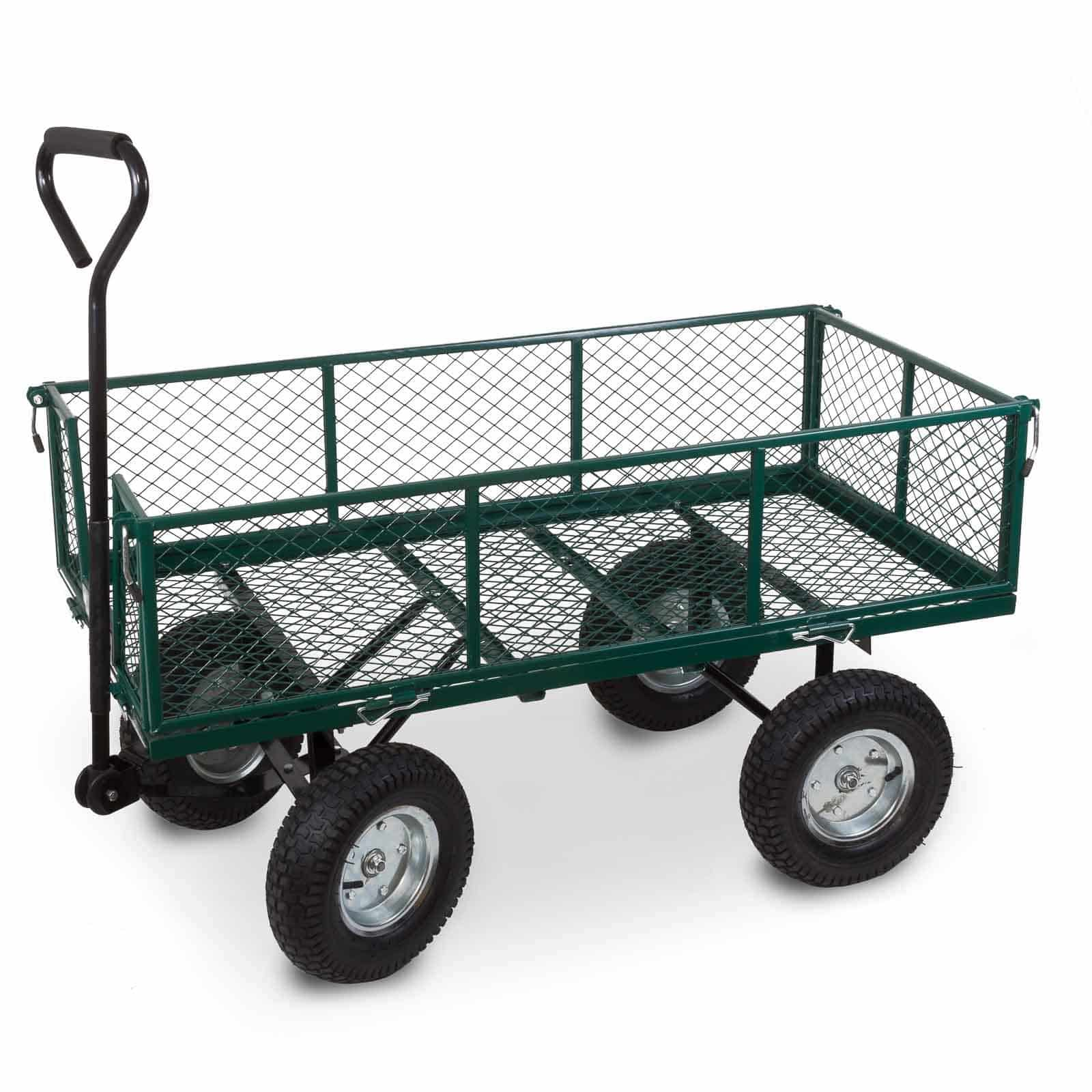 Hanse Werkzeuge Transportkar XXL - 500kg belasting - 123x61x103cm