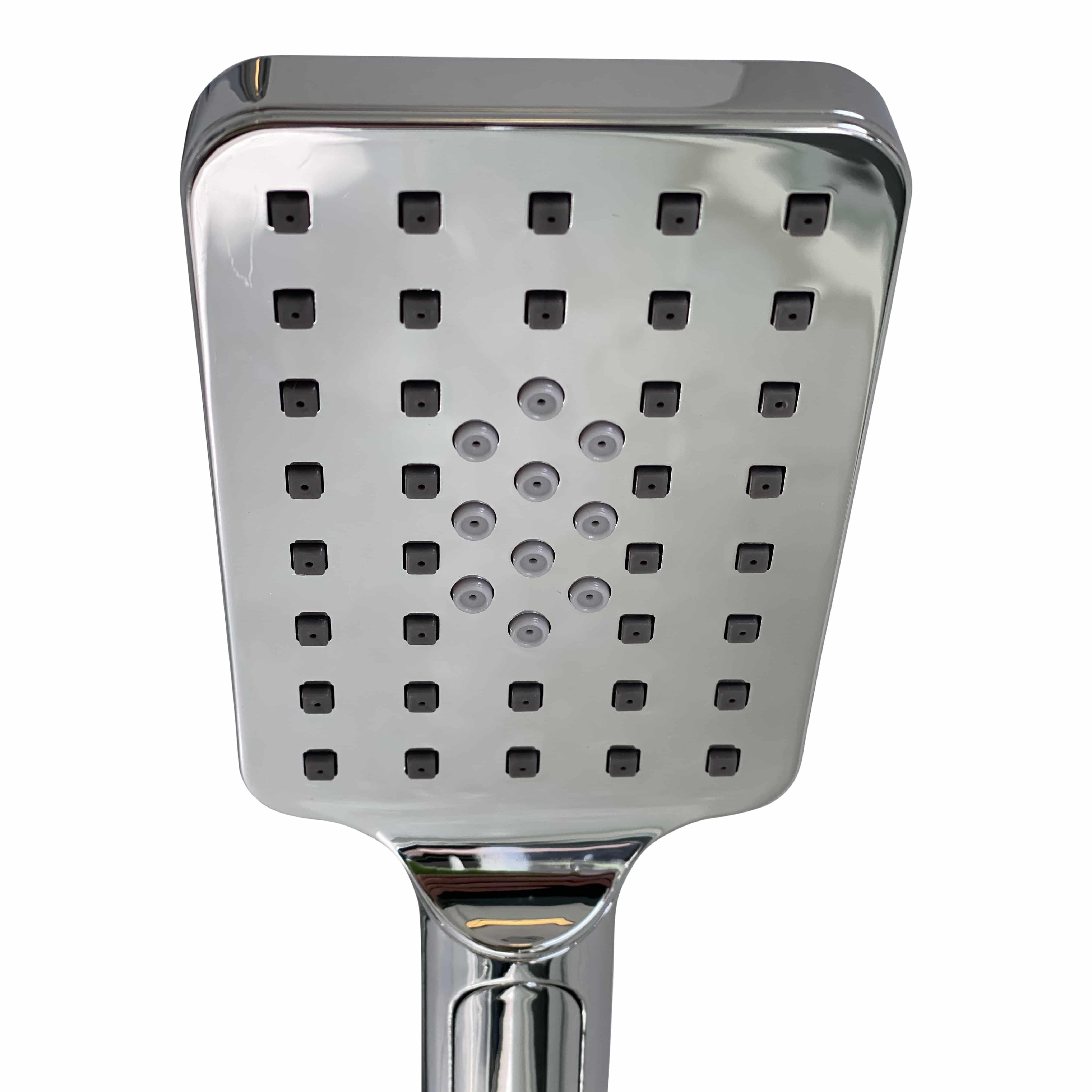 4bathroomz® Luxe Douchekolom Regendouche 20 cm - chroom