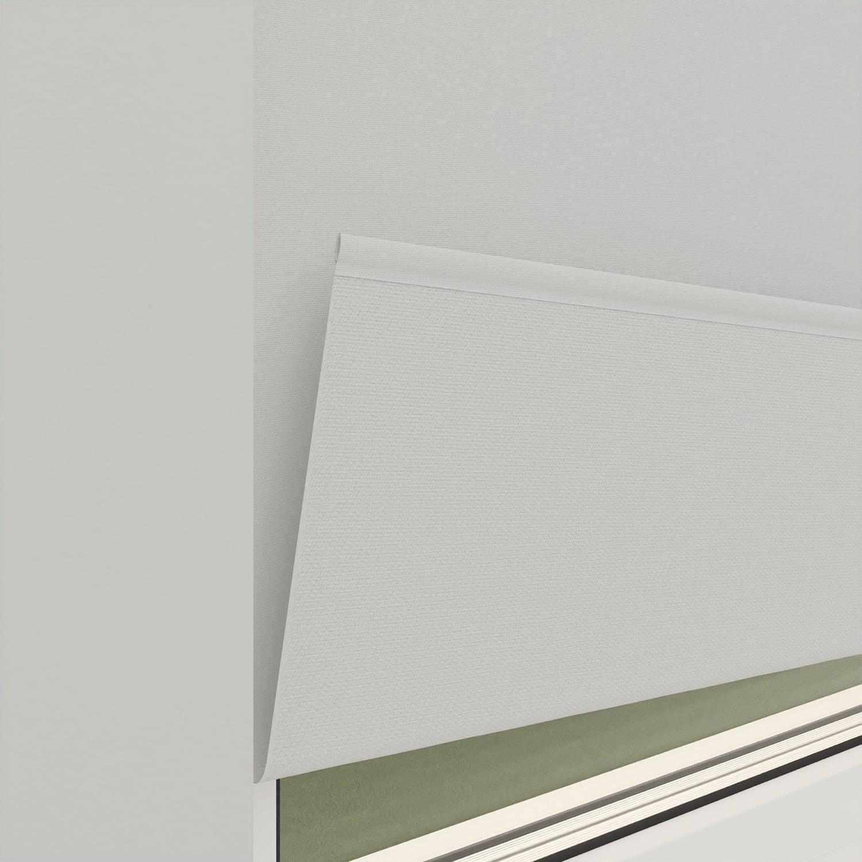 4Goodz Rolgordijn Verduisterend Easy 45x90 cm - Wit