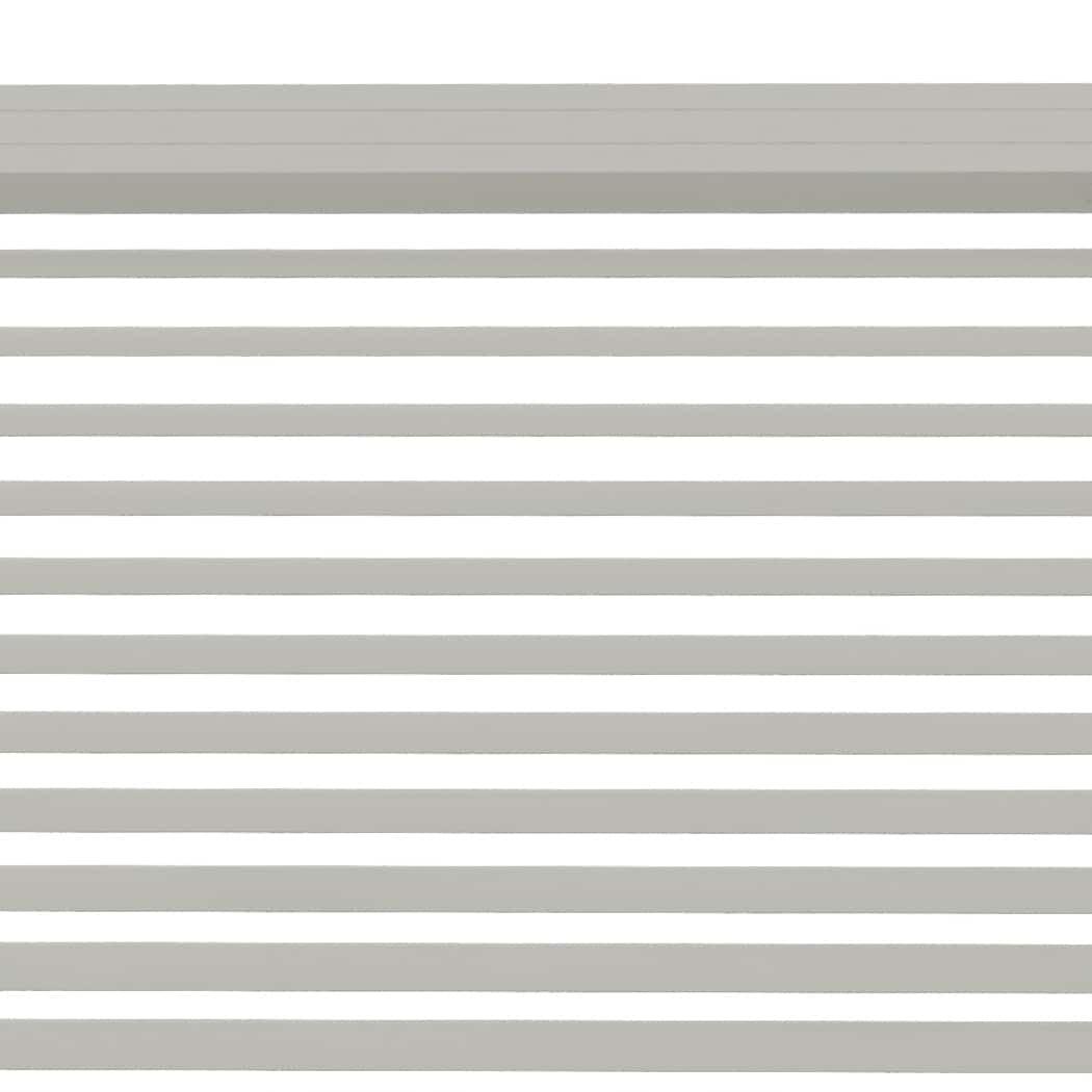 4Goodz Vochtbestendige PVC Jaloezie EASY 25 mm 90x130 cm - Wit