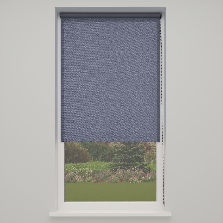 4goodz Rolgordijn Lichtdoorlatend Easy 45x180 cm - Grijs