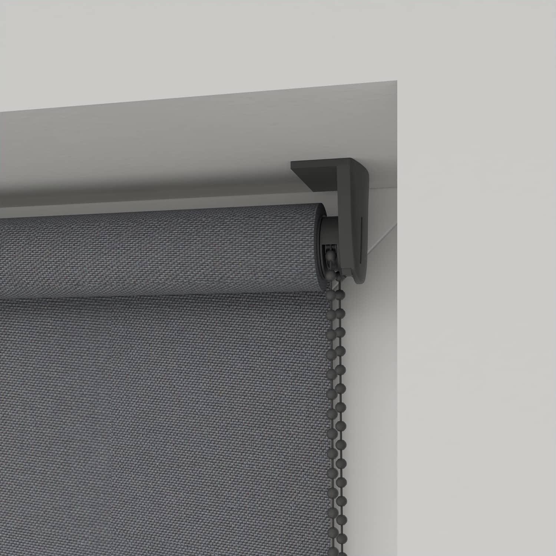 4Goodz Rolgordijn Verduisterend Easy 90x180 cm - Grijs