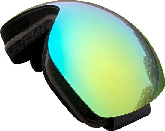 5one® Alpine 1 Gold Oil goggle / skibril - anticondens - UV protected