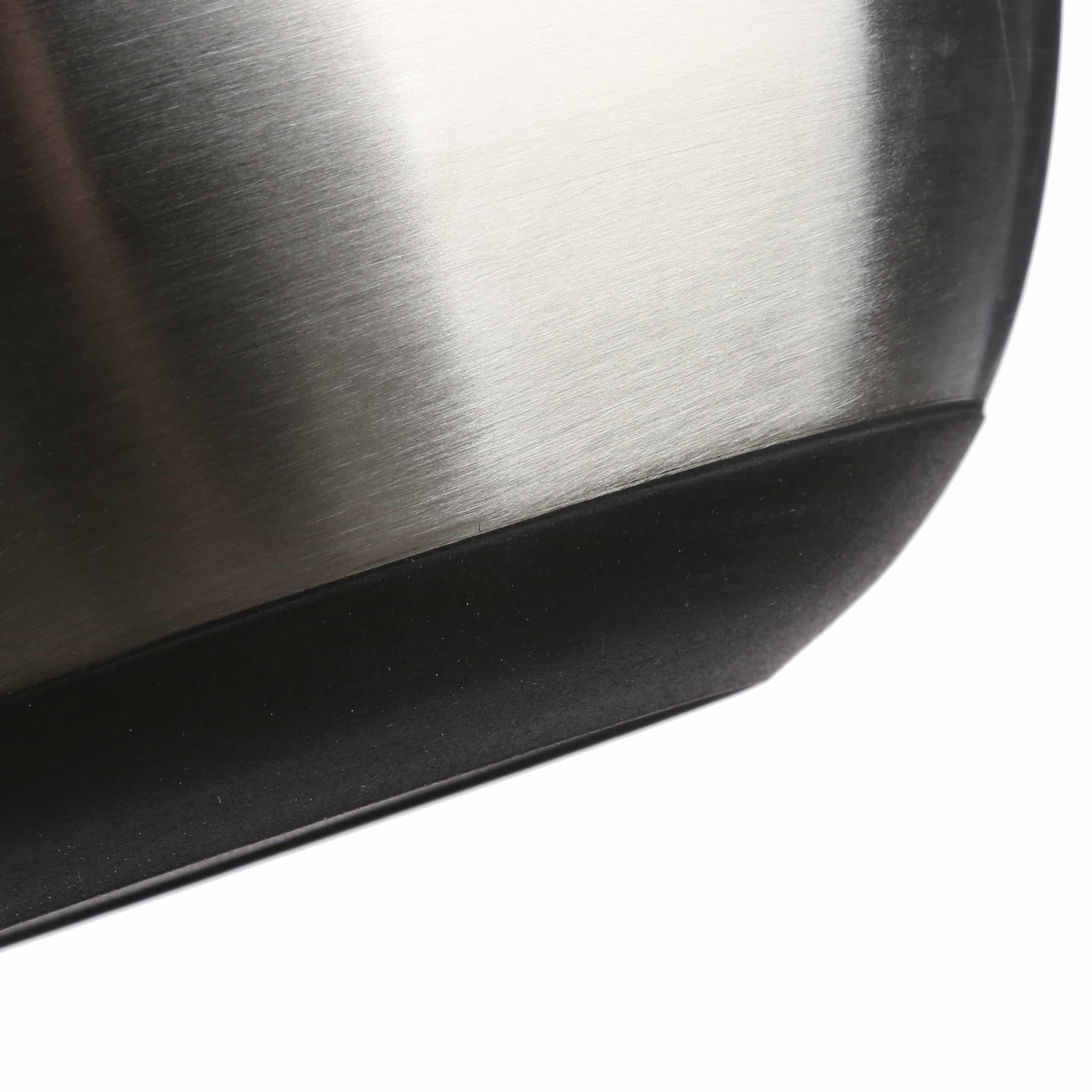 4goodz Mengkom RVS XL met Antislip bodem 4,5 liter
