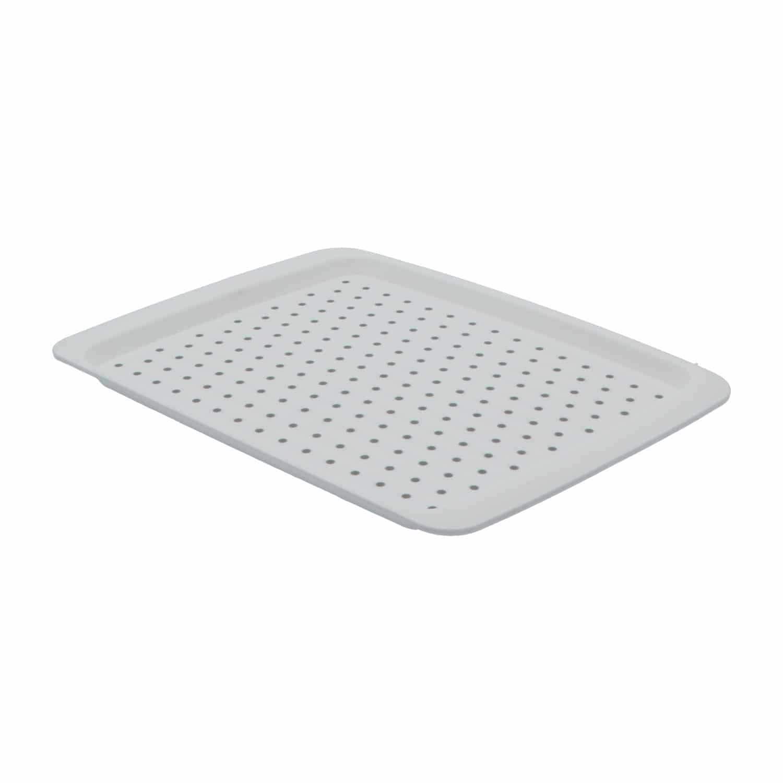 Compact Anti-slip Dienblad 35x26x2cm - Wit