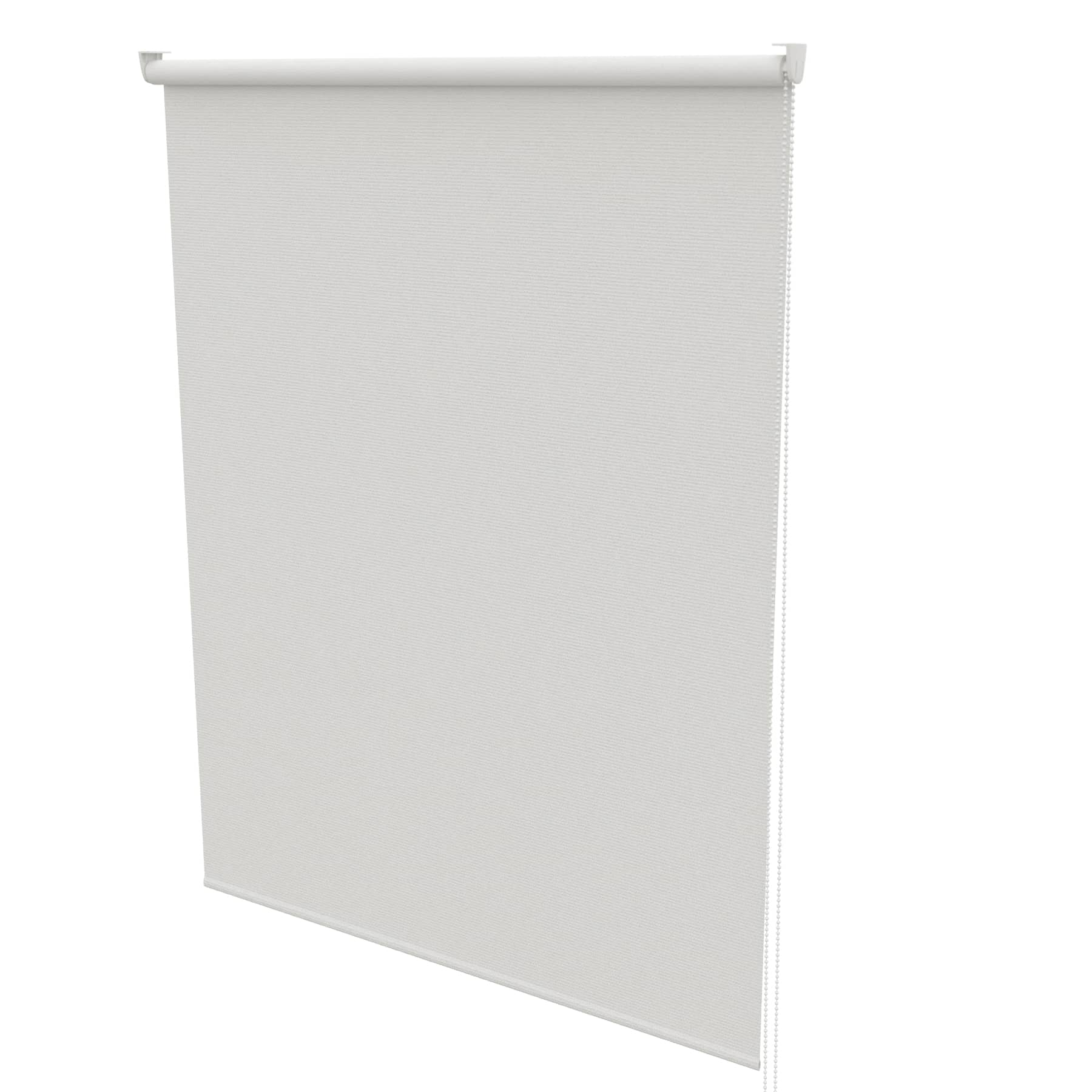 4Goodz Rolgordijn Lichtdoorlatend Easy 45x180 cm - Wit