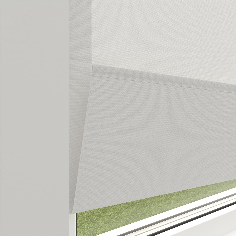 4Goodz Rolgordijn Lichtdoorlatend Easy 120x180 cm - Wit