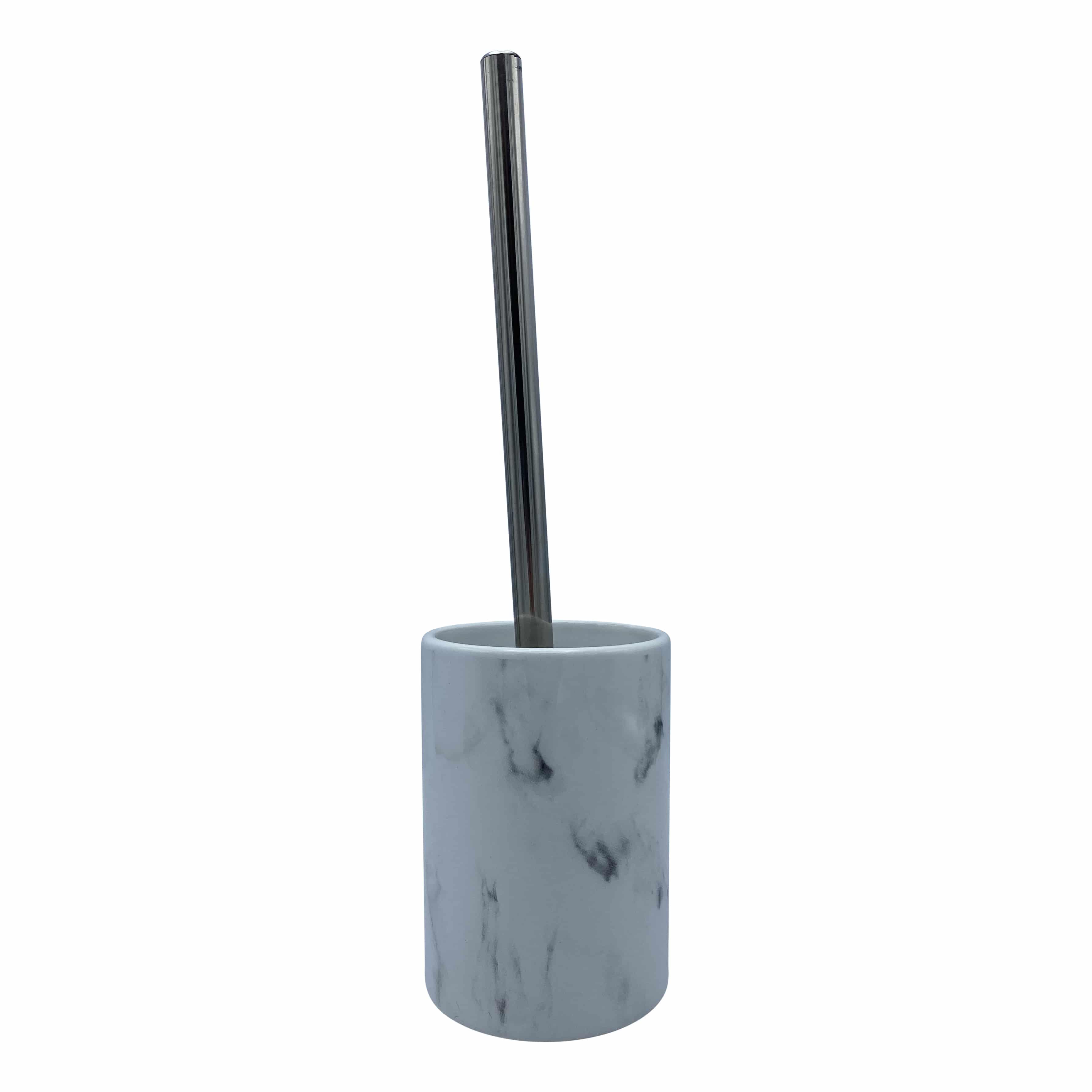 4goodz Marble toiletborstel met marmer motief