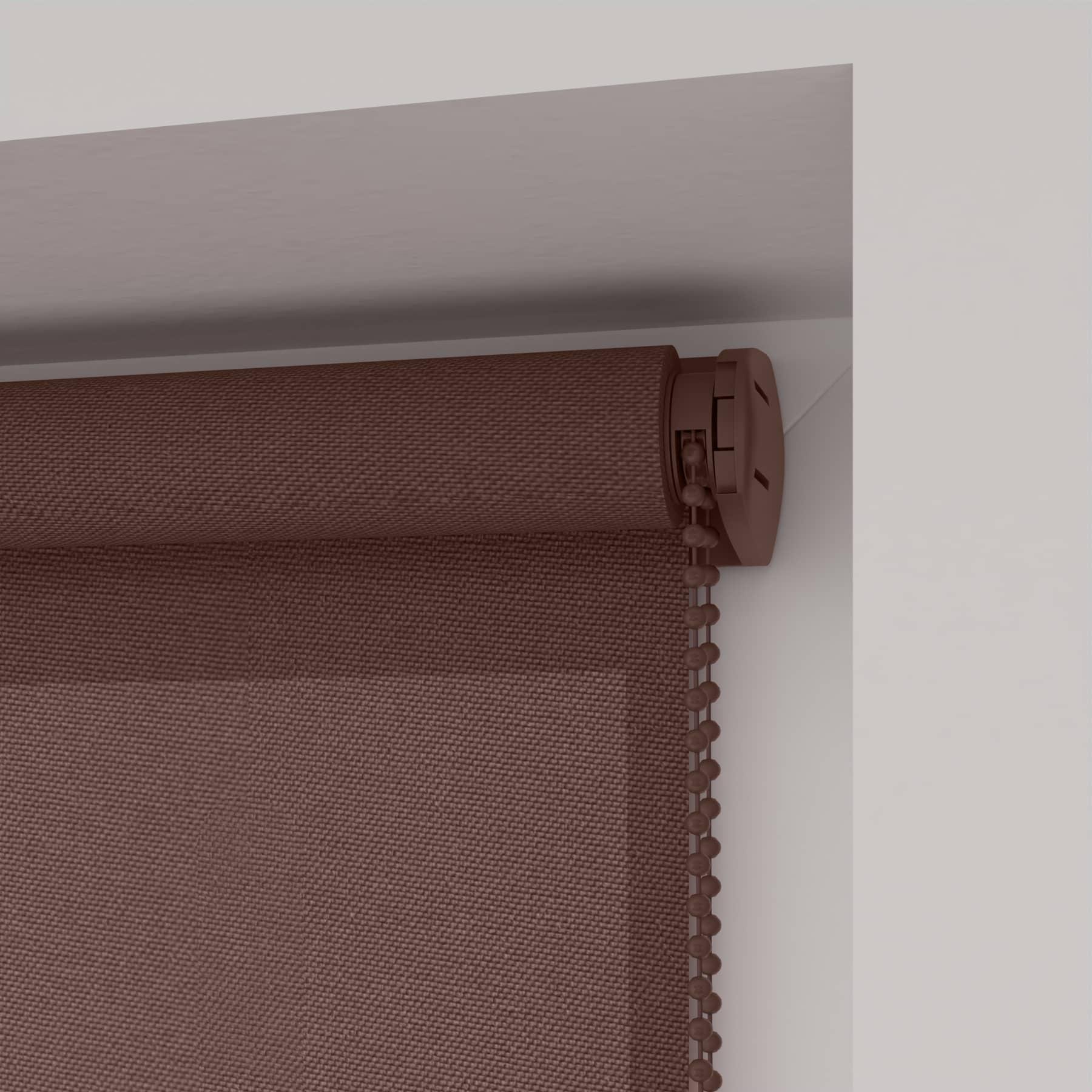 4Goodz Rolgordijn Lichtdoorlatend Easy 60x90 cm - Taupe