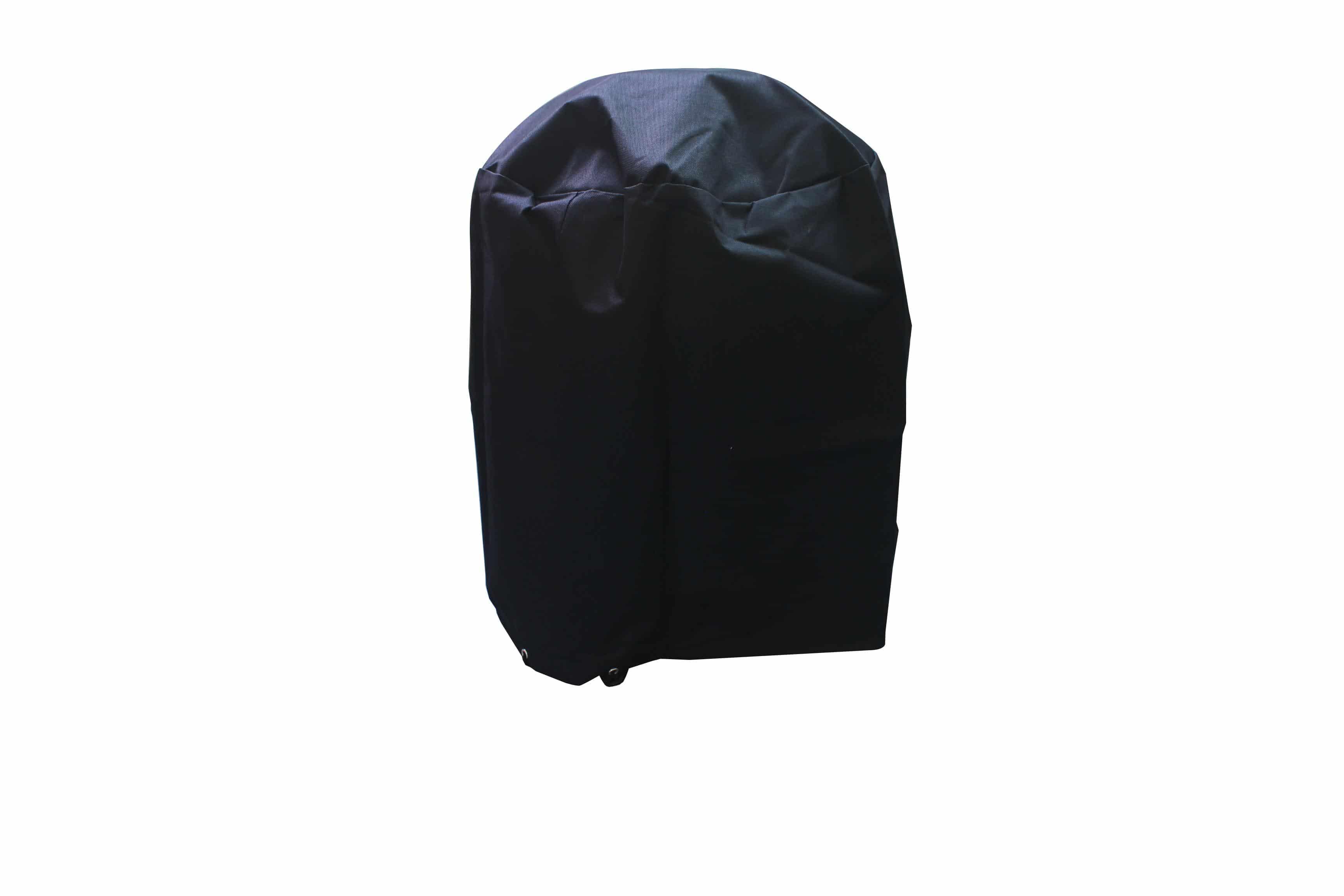 4cookz® Universele Kamado bescherm 13/14 inch BBQ hoes - Zwart