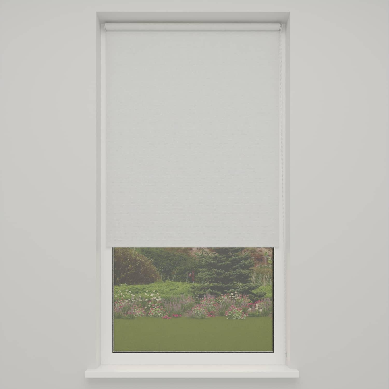 4Goodz Rolgordijn Verduisterend Easy 90x180 cm - Wit