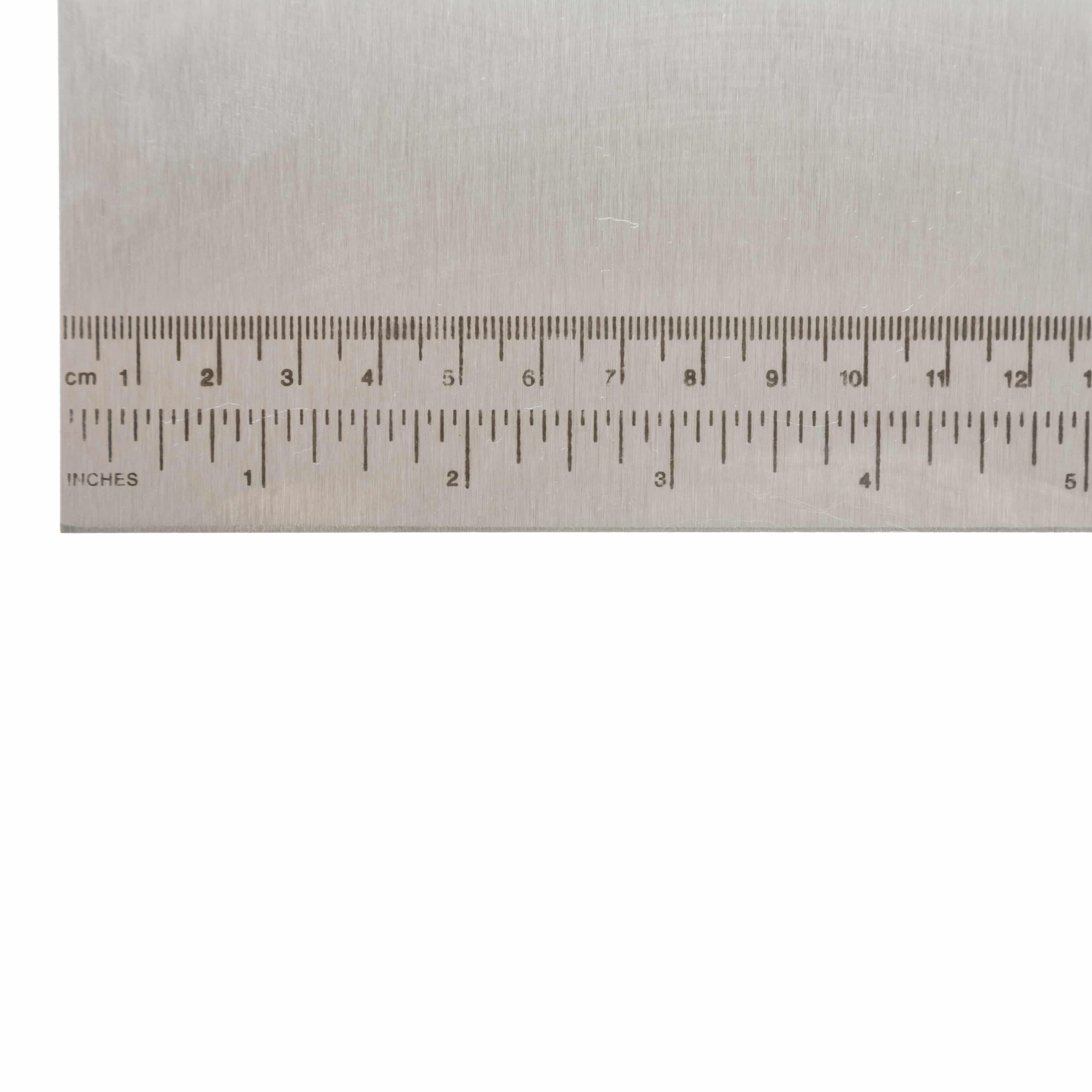 4goodz RVS Deegsnijder / Deegmes / Pastasnijder 15x11x2 cm