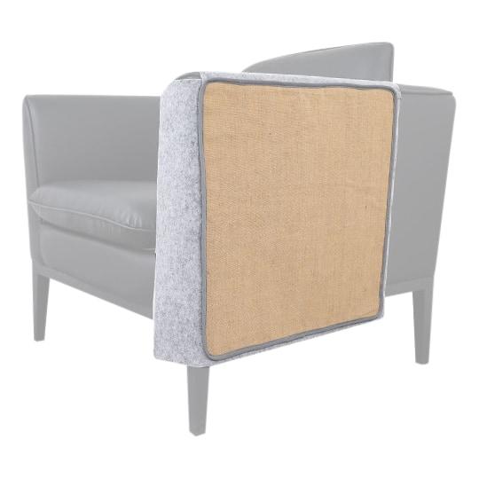 4animalz® fauteuil beschermer/krabmat