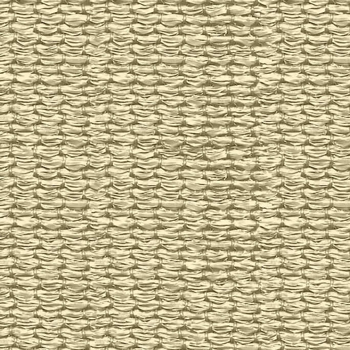hanSe® Schaduwdoek Rechthoek Waterdoorlatend 2x4 m - zonnedoek - Creme