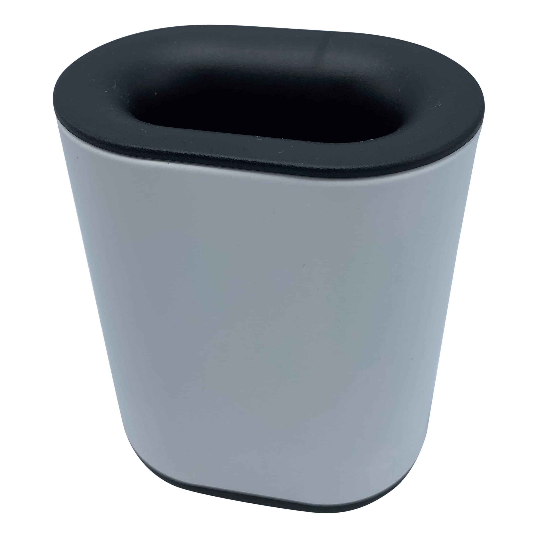 4goodz toiletborstel met extra lange steel - 11.4x7.7x52cm - Wit