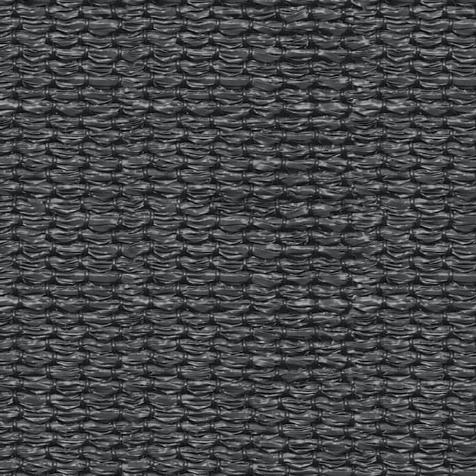 hanSe® Schaduwdoek Rechthoek Waterdoorlatend 2,5x3,5 m - Grijs