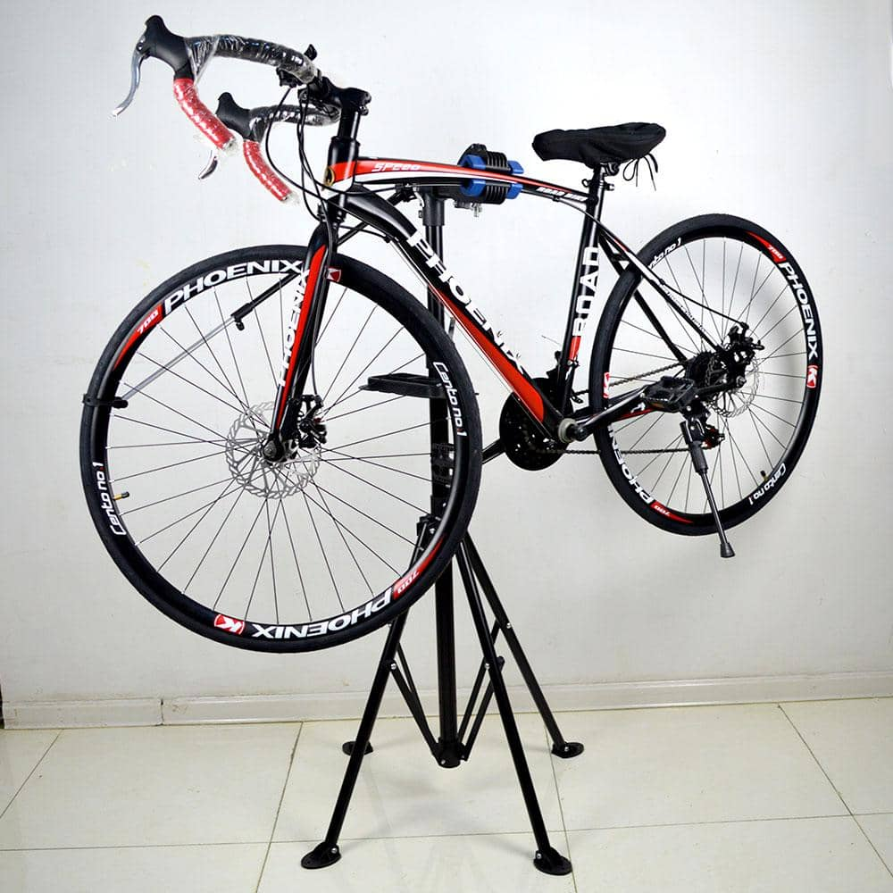 4toolz stevige montagestandaard fiets 2.0 - 30kg max - roterend