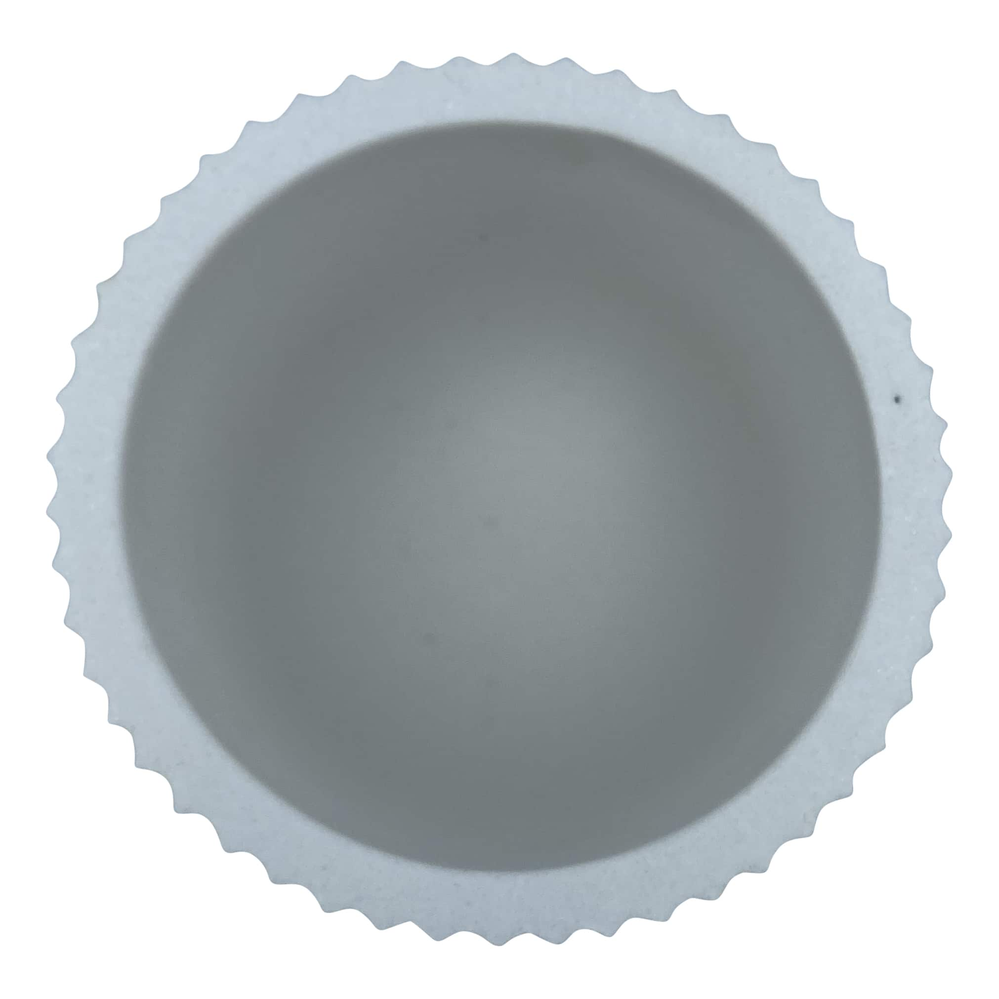 4goodz toiletborstel polyresin gefreesd - Wit
