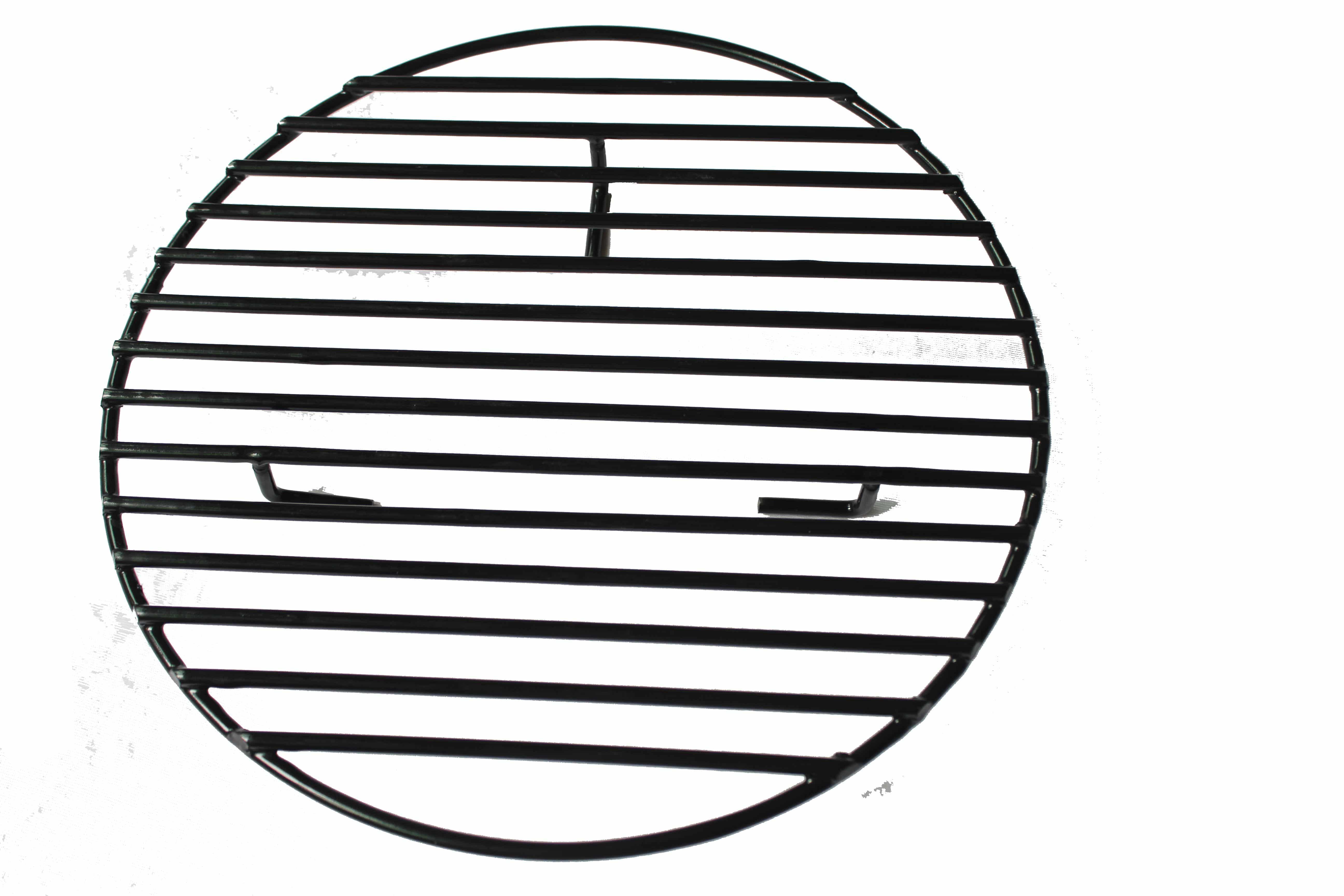 """4cookz® Kamado Verhogingsrek Universeel voor 13"""" - Staal"""